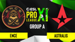 CSGO - ENCE vs. Astralis [Dust2] Map 1 - ESL Pro League Season 11 - Group A
