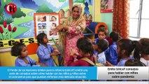 Emite Unicef consejos para hablar con niños sobre pandemia