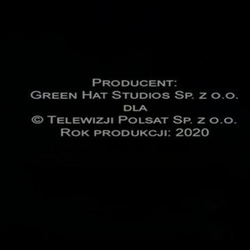 Polsat - Końcówka programu ezoterycznego z Beatą Nowak - 20/21.03.2020