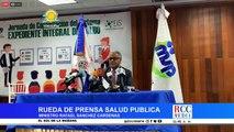 Salud Pública ofrece balance casos Covid-19 República Dominicana