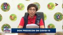 UP coronavirus test kit gov't validation will take 2-3 weeks