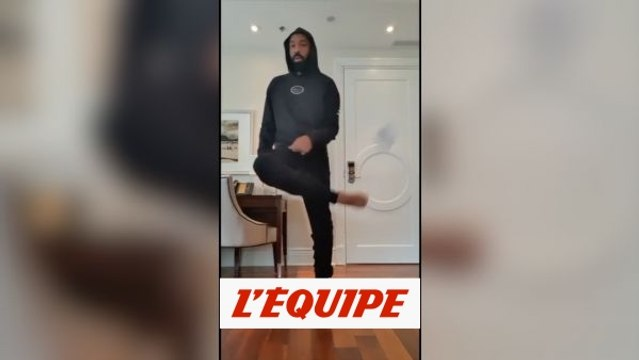 Stay at home challenge, au tour de Thierry Henry - Foot - WTF
