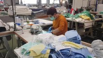 Pénurie de masques : les entreprises textiles vosgiennes se mobilisent