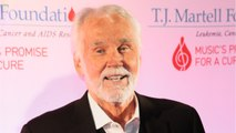 Country Singer Kenny Rogers Dies