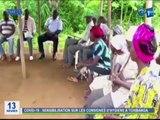 RTG - COVID-19 : Sensibilisation sur les consignes d'hygiène à Tchibanga