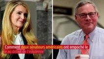 Comment deux sénateurs américains ont empoché le pactole au début de l'épidémie