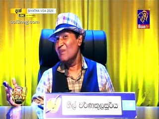 Siyatha Voice of Asia 2020 - 21-03-2020 Part 1