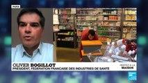 """Pénurie de masques : """"On s'est retrouvé en manque par manque d'anticipation"""", estime Olivier Bogillot"""