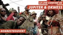 Le live confiné de Jupiter & Okwess