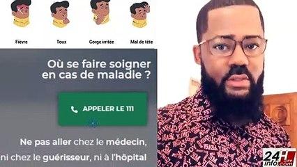 Coronavirus : l'artiste togolais Flammez  appelle les togolais à se laver régulièrement les mains