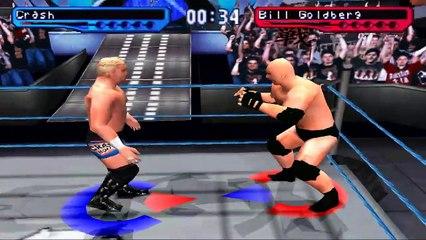 WWF Smackdown! 2 - Bill GoldBerg season #7