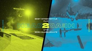 Head 2 Head: Grant Giller vs. Brandon Davis in a Streetstyle Flip-off