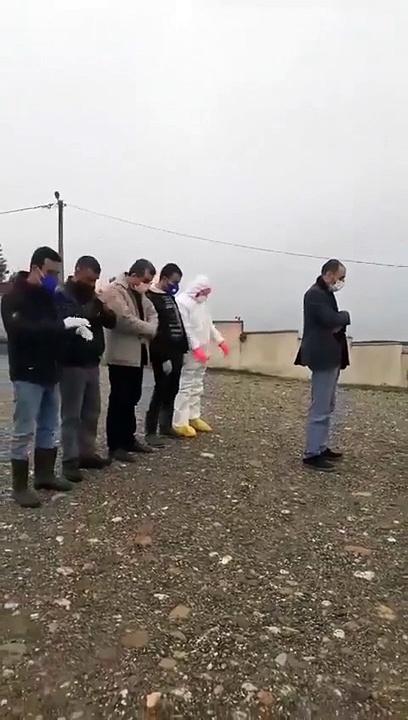 Coronavirus en Algérie : Voici comment sont enterrés les décès du Coronavirus