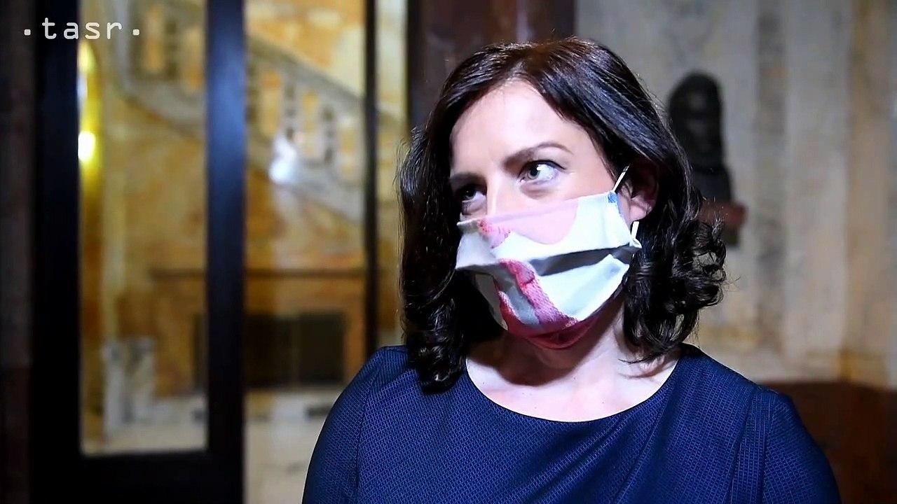 Nová ministerka kultúry Natália Milanová:  Rezort má na kultúru vytvárať podmienky, no nie ich diktovať