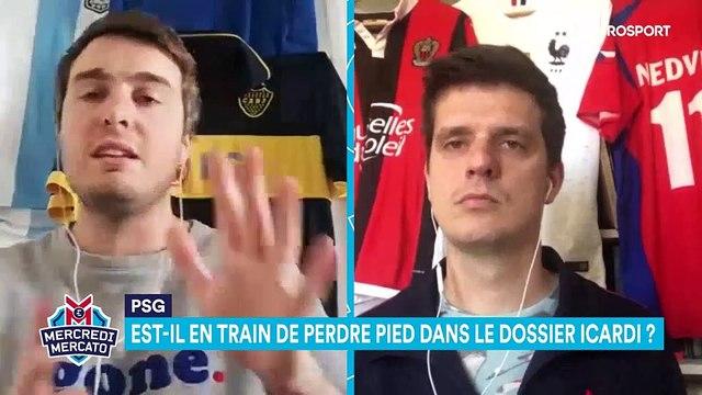 Attention le PSG pourrait rapidement perdre la main dans le dossier Icardi, pourtant...