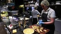 Liège : le restaurant le grand café de la gare cuisine pour les sans abris