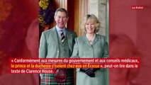 Coronavirus:le prince Charles testé positif