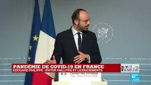 Pandémie de coronavirus en France : Édouard Philippe s'exprime après le conseil des ministres