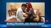Ibunda Meninggal, Jokowi Minta Para Menteri Tetap Kerja di Jakarta