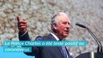 Coronavirus : le prince Charles d'Angleterre contaminé