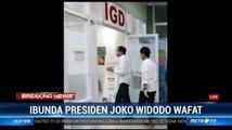 Ibunda Jokowi Meninggal Bukan Karena Virus Corona