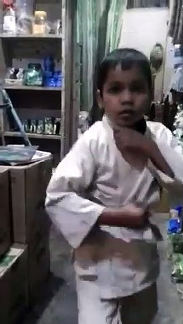 Funniest kid in karate history| funny comedy|(480p)