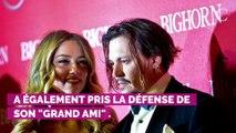 """Javier Bardem défend Johnny Depp face à Amber Heard : """"Il est prisonnier de mensonges et de manipulations"""""""