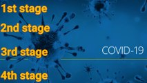 Covid-19 virus stages | Corona stage 3 india | Final stage of coronavirus | Coronavirus stages india