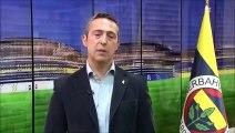 Ali Koç'tan Fenerbahçe Beko için Koronavirüs açıklaması: 6 kişide şüpheli bulgulara rastlandı
