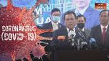 Sidang Media Pakej Rangsangan Ekonomi Sabah