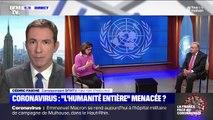 Coronavirus: l'ONU cherche à récolter deux milliards de dollars pour un plan humanitaire
