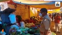 तेलंगाना और आंध्र के गांवों की सीमा पर कांटों से बाउंड्री बनाई जा रही; तमिलनाडु में ई-कॉमर्स कंपनियों को होम डिलीवरी की छूट