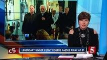 Singer, actor, 'The Gambler'- Kenny Rogers dies at 81
