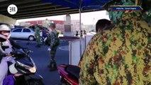 WATCH: Cavite-Las Pinas Checkpoint
