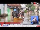 Ribuan Rumah di Bandung Selatan Terendam Banjir 3 Meter