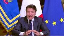 """En Italie, Giuseppe Conte annonce l'arrêt de """"toute activité de production non essentielle"""""""
