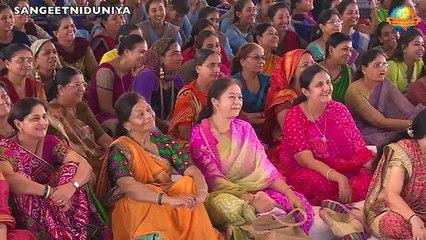 Jay Vasavda on Narshi Mehta at Moraribapu Ramkatha Manas Nagar Junagadh