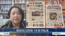 Corona Makin Mewabah, Italia Perketat Aturan Lockdown
