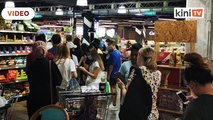 MOH's new guidelines for those returning home from shopping