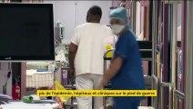 Coronavirus: les cliniques et hôpitaux se préparent face au pic de l'épidémie