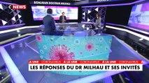 Bonjour docteur Milhau du 22/03/2020