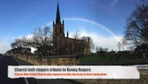 Coronavirus: Church bell-ringers tribute to Kenny Rogers