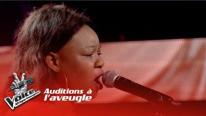 Lady Shine - mbi fé | Les Auditions à l'aveugle | The Voice Afrique Francophone| Saison 3