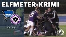 SPREEKICK vor 3 Jahren: Sensation bei U17-Pokal-Krimi zwischen Hertha BSC und Tennis Borussia