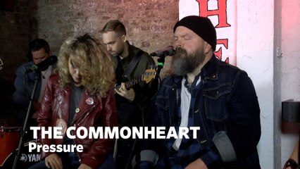 """Dailymotion Elevate: The Commonheart - """"Pressure"""" live at Cafe Bohemia, NYC"""