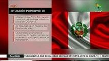 Perú: 318 contagiados y 5 muertos por el Covid-19