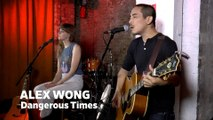 """Dailymotion Elevate: Alex Wong - """"Dangerous Time"""" live at  Cafe Bohemia, NYC"""