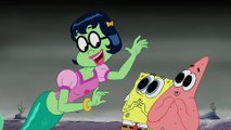 The SpongeBob SquarePants Movie Clip - Becoming Men