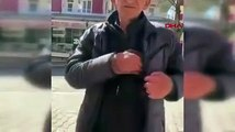 Sokağa çıkma yasağına uymayan yaşlı adama 392 lira ceza