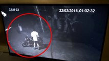 Most Shocking Ghost Sighting - Real Paranormal Activity Caught on CCTV Camera - Real Ghost Sighting